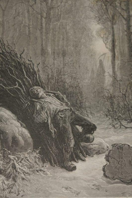 LA FONTAINE, Fables, Paris, Librairie de L. Hachette et Cie, 1868