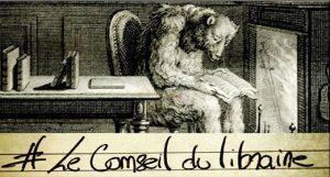 Le conseil du libraire, blog livres anciens